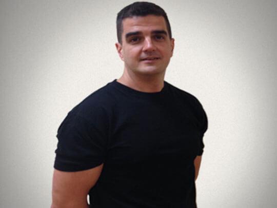 Dan TCR Fitness Director